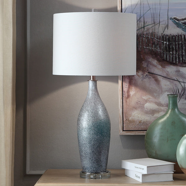 Remy Table Lamp - 32-in