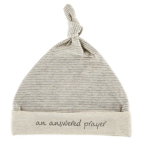 An Answered Prayer - Newborn Baby Cap