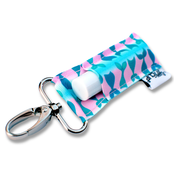Mermaid Tail LippyClip Lip Balm Holder
