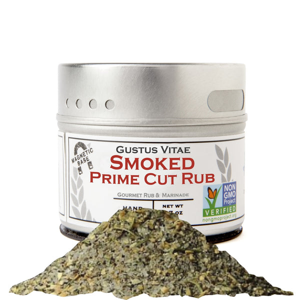 Gustus Vitae - Smoked Prime Cut Seasoning