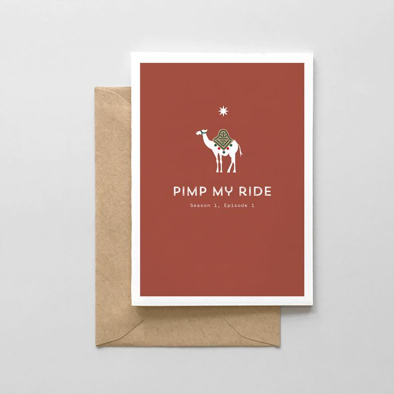 Pimp My Ride Season 1 Episode 1 - Holiday Christmas Card
