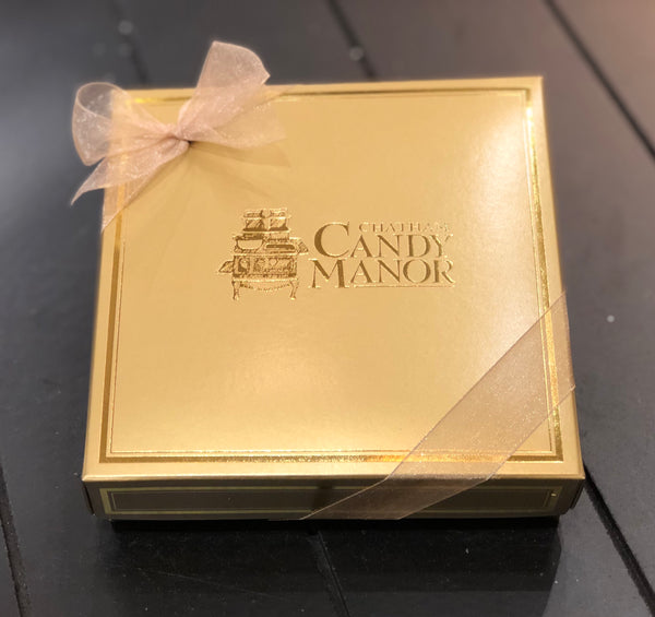 Chatham Candy Manor Signature Gold Box