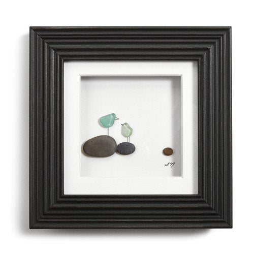Sharon Nowlan Collection - Once Upon A Pebble 6-in