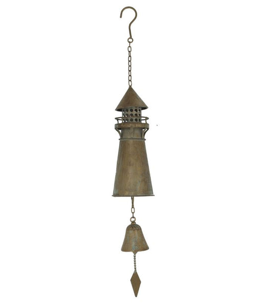 Lighthouse Wind Bell - 28-in