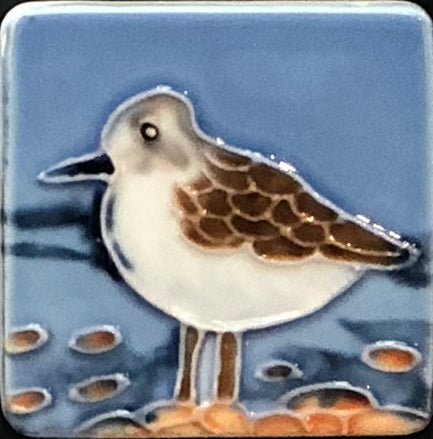 Ceramic Tile Magnets | Summer & Coastal