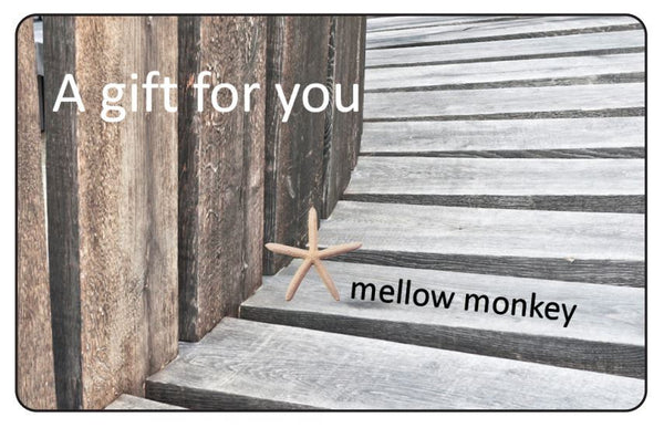Mellow Monkey Gift Card