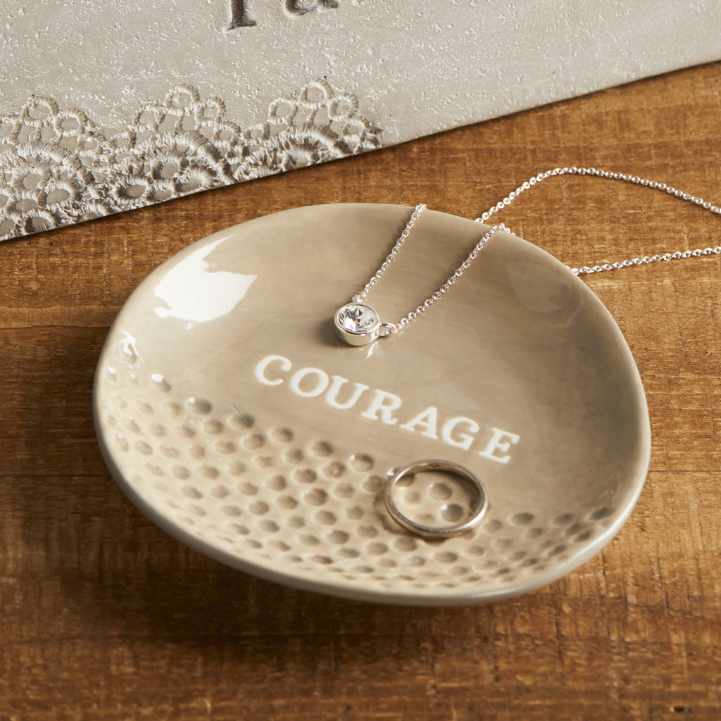 Courage Treasure Keeper - Trinket Dish
