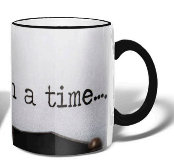 Once Upon A Time - Ceramic Coffee Tea Mug 11-oz - Mellow Monkey  - 3