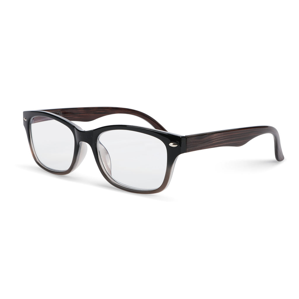 Wood Grain Unisex Fashion Readers