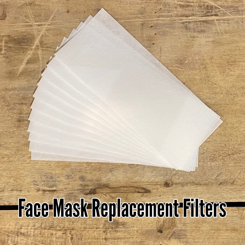 Facemasks LA - Replacement Filters