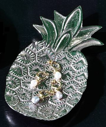 Pineapple Antique Trinket Tray