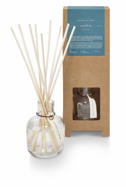 Magnolia Home by Joanna Gaines - Restore - Reed Diffuser