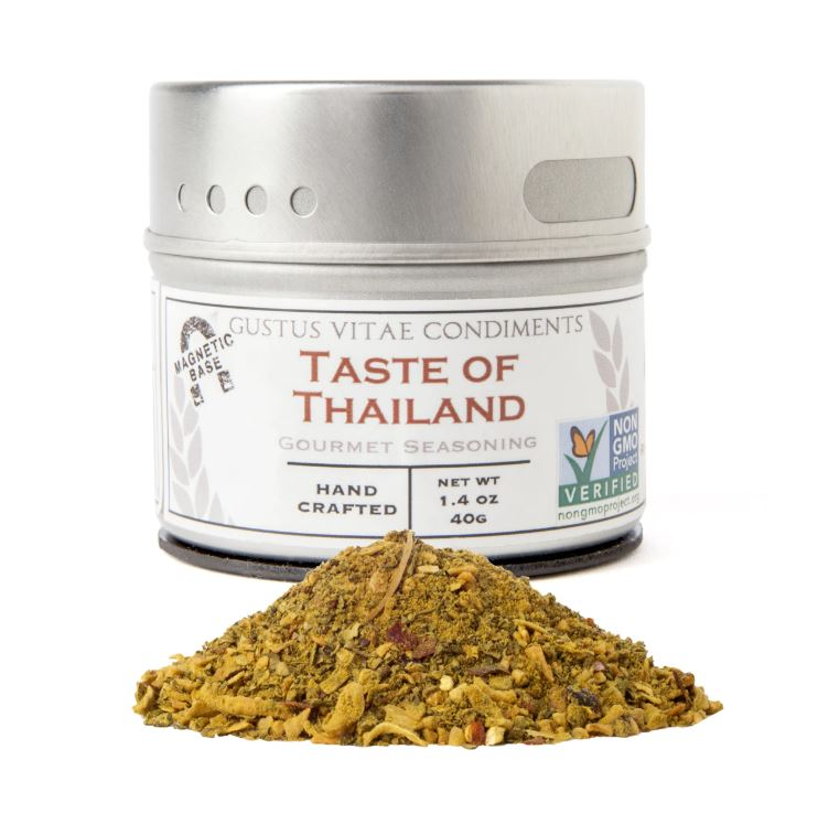 Gustus Vitae - Taste of Thailand Seasoning