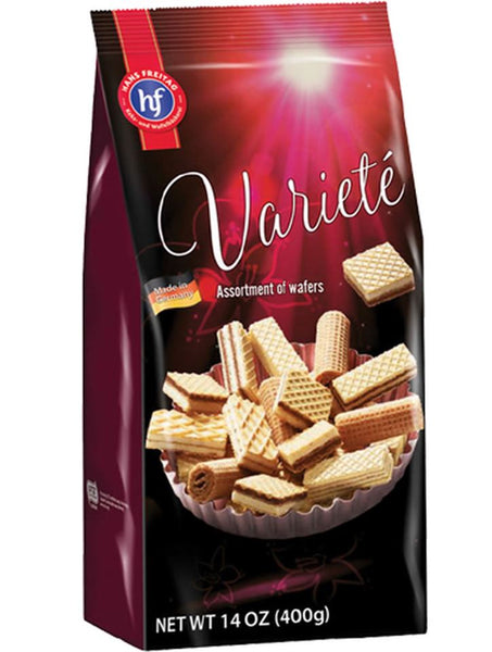 Hans Freitag Variete Cookie Wafers 17.6 oz