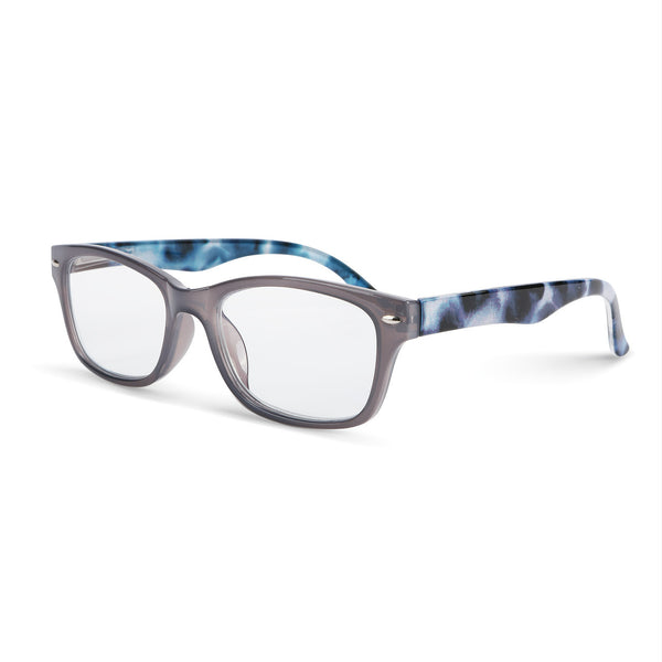 Grey and Blue Unisex Fashion Readers