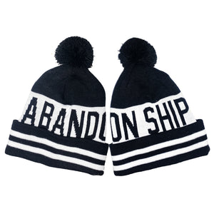 Abandon Ship Bobble Beanie