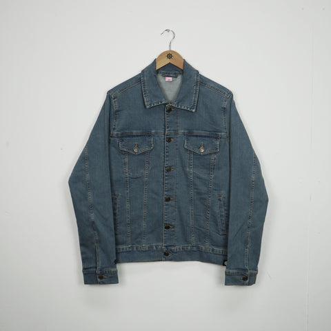 Blue Essential Denim Jacket