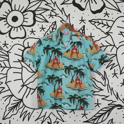 Desert Island Devil Hawaiian Shirt