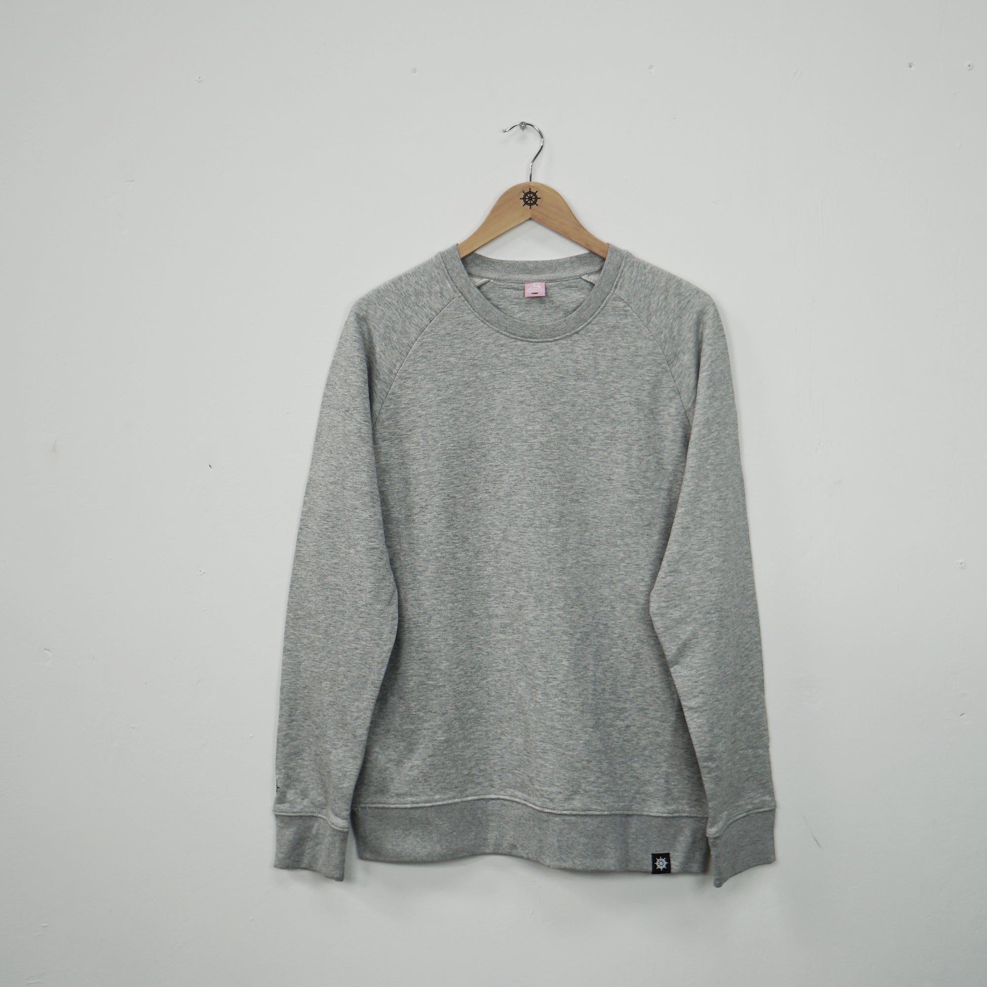 Heather Grey Essential Sweatshirt