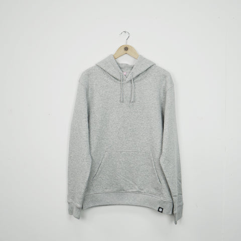 Heather Grey Essential Pullover Hood