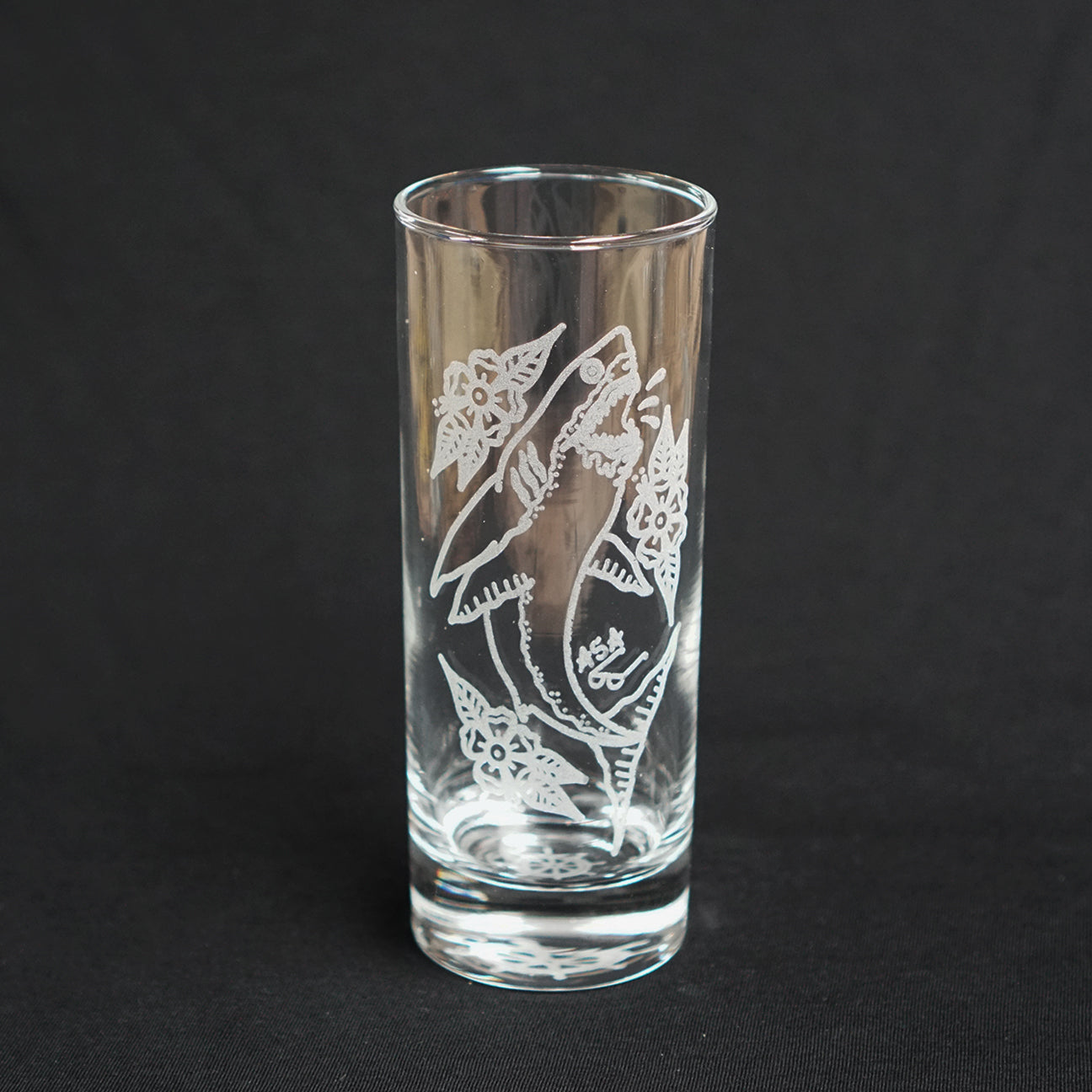 Shark Hi Ball Glass