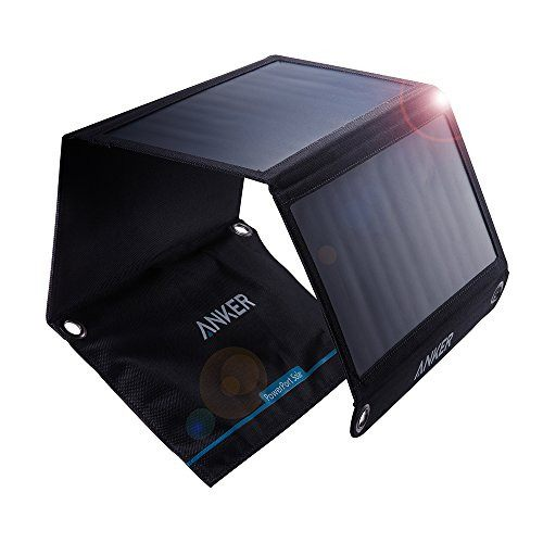 21W 2-Port USB Universal PowerPort Solar Charger by Anker