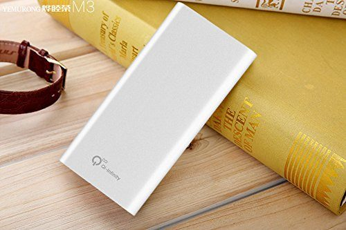 20,000 mAh Quick Charge Battery