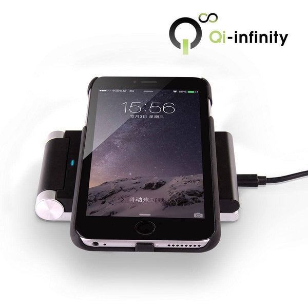 iphone 6 4 7 qi wireless charging case qi infinity. Black Bedroom Furniture Sets. Home Design Ideas