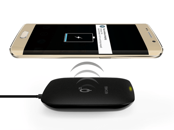 Fast Wireless Charger (Pill-Box design with max 2A output)