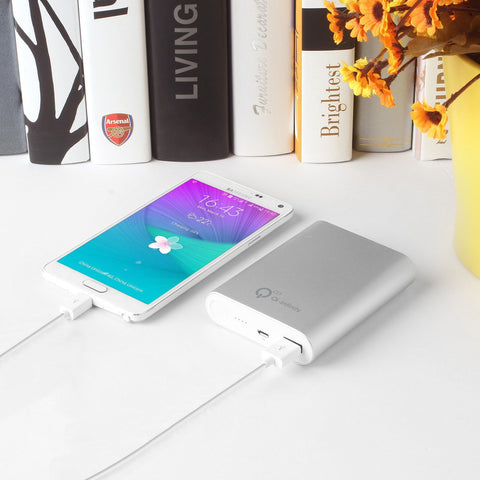 10,400 mAh Quick Charge Portable  Battery