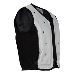 Dry Chill Evaporative Cool Vest - Duke - Silver