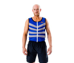 BODY COOLING VEST - Blue - Cool Down Australia - 3