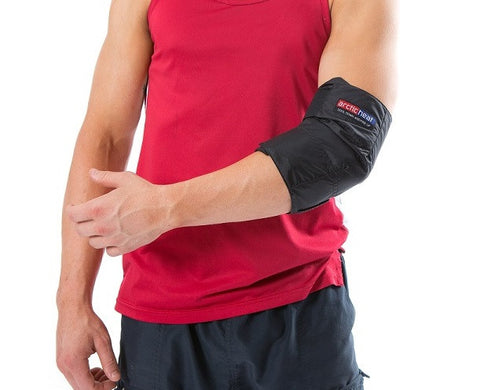 Elbow Wrap - Cold / Hot Sports Injury Wrap - Cool Down Australia - 1