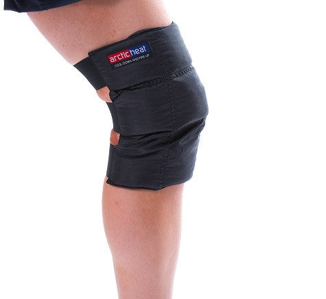 Knee Cold / Hot Rehab Wrap - Cool Down Australia - 1