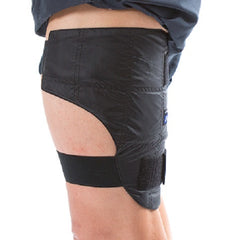 Thigh Wrap - Cold / Hot Sports Injury Wrap - Cool Down Australia - 3