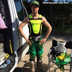 Bodycool Pro - Evaporative Sports Cooling Vest - Yellow