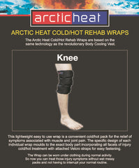 Knee Cold / Hot Rehab Wrap - Cool Down Australia - 3