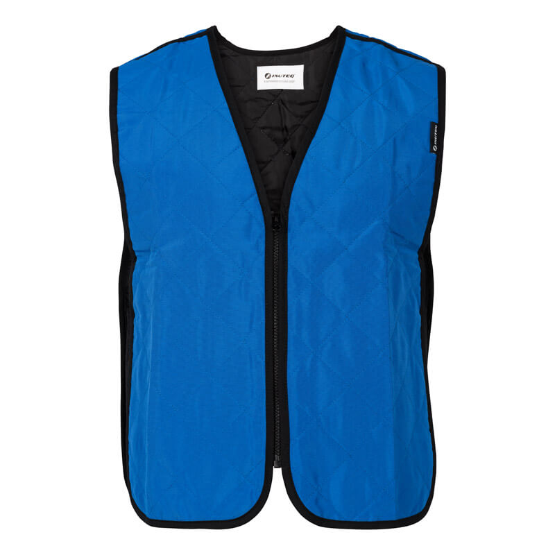 Evaporative Cooling Vest - Blue