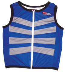 BODY COOLING VEST - Blue - Cool Down Australia - 4
