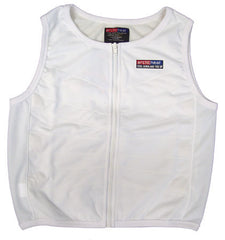 BODY COOLING VEST - White - Cool Down Australia - 4