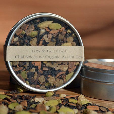 Chai Spice Tea Tin