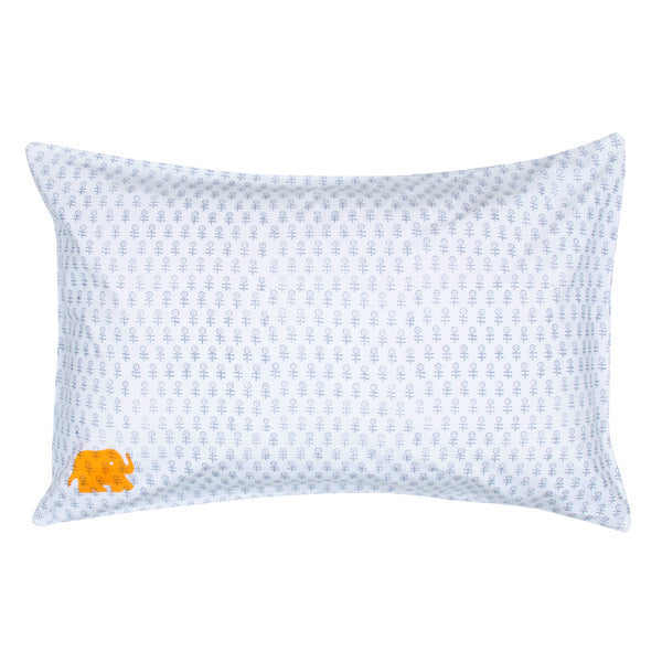 Cot Col Hathis' Pillow Cases