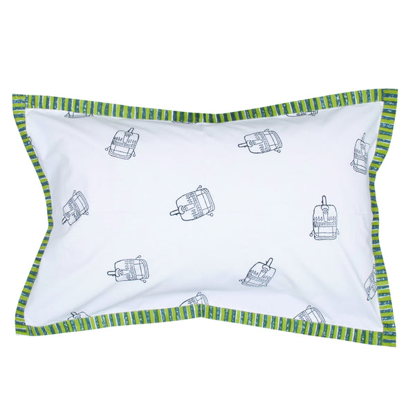 Cot Tuk Tuk Pillow Cases