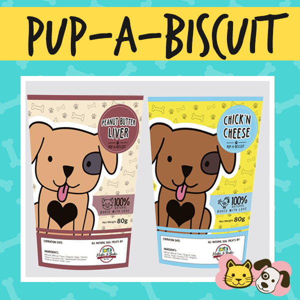 Pup-a-Biscuits