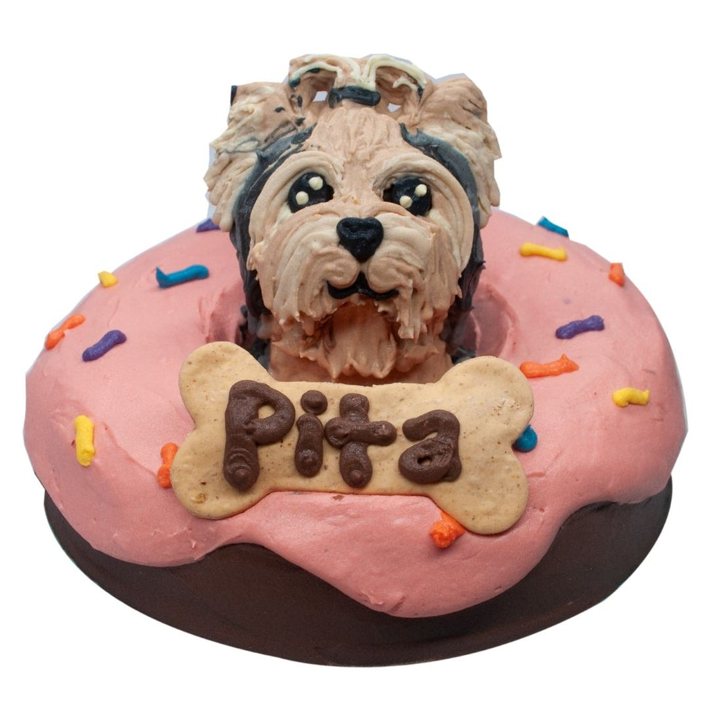 3d cake for pets