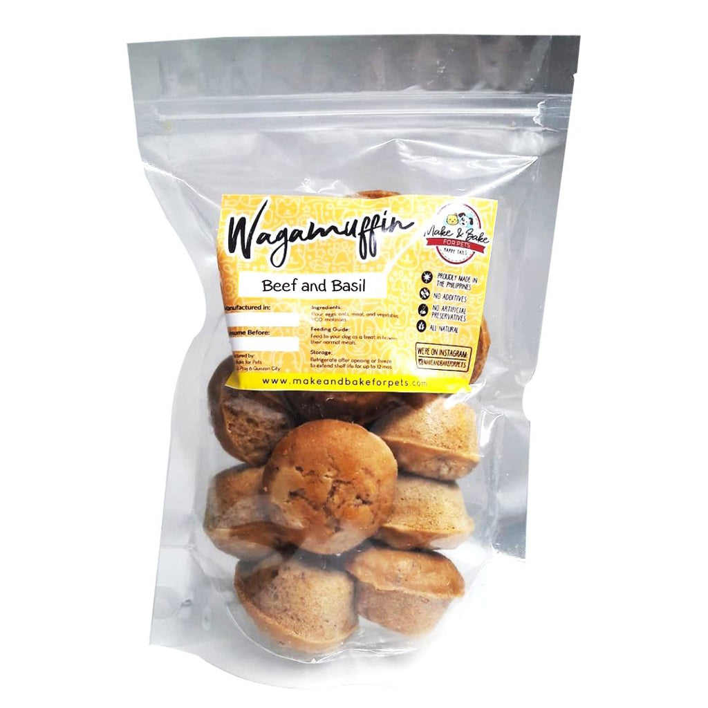 One Dozen Muffins (WaggaMuffins) <br><i> Available for Same Day Pick-Up</i>