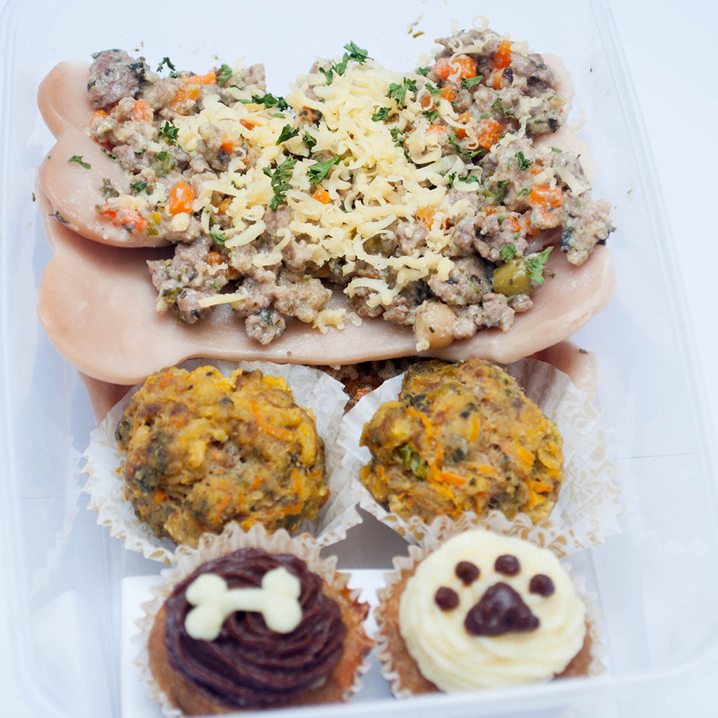 Bento Box - Dogs (Minimum 3pcs per order)