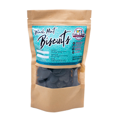 Black Mint Biscuits for Dogs