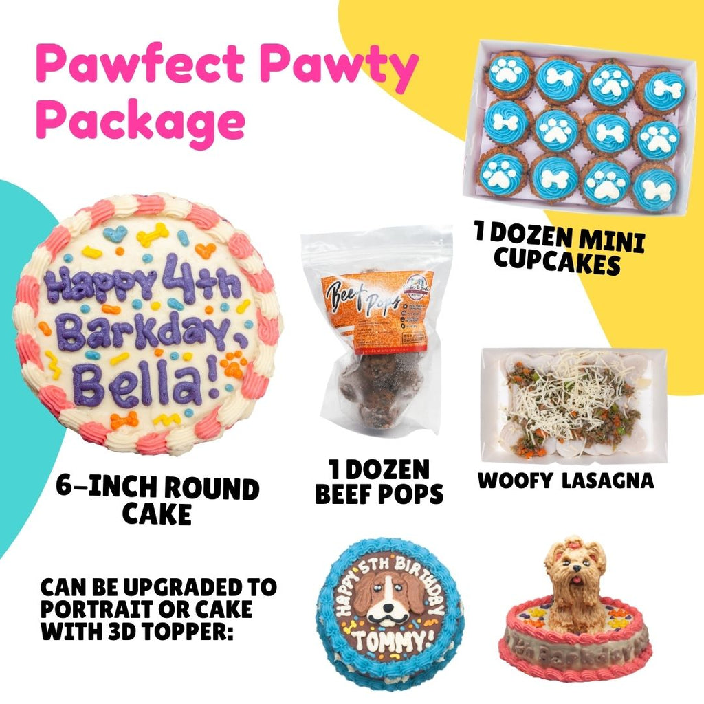 Pawfect Party Package for Pets
