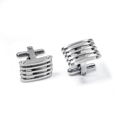 Grill Design Cuff Links